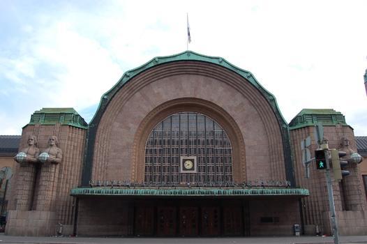 Helsinki Central Station Helsinki Central Station