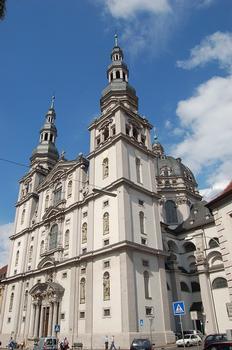 Kirche Sankt Johannes der Täufer