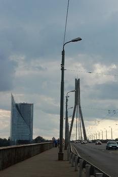 Hansabanka Central Office, Riga