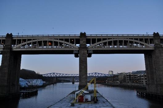 Newcastle High Level Bridge