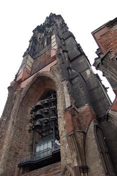 Eglise Sankt Nikolai, Hamburg