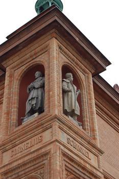 Bauakademie, Hambourg