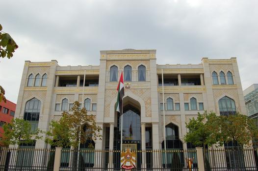 UAE Embassy, Berlin