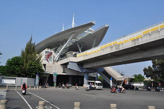 World Games Station, Kaohsiung, Taiwan