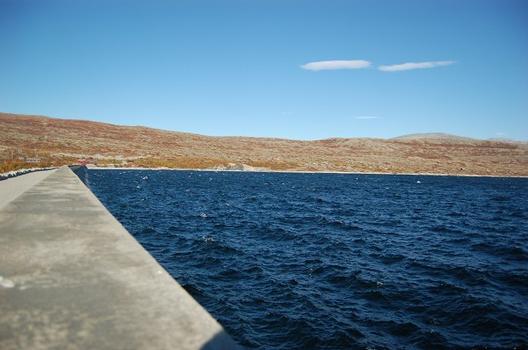 Aursjødammen, Møre og Romsdal, Norwegen
