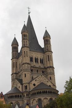 Great Saint Martin Abbey Church, Cologne