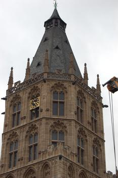 Historic City Hall, Cologne
