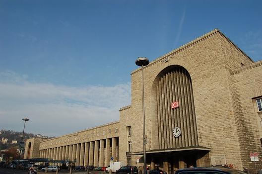 Stuttgart Central Station