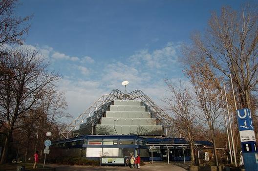 Planétarium Carl-Zeiss à Stuttgart