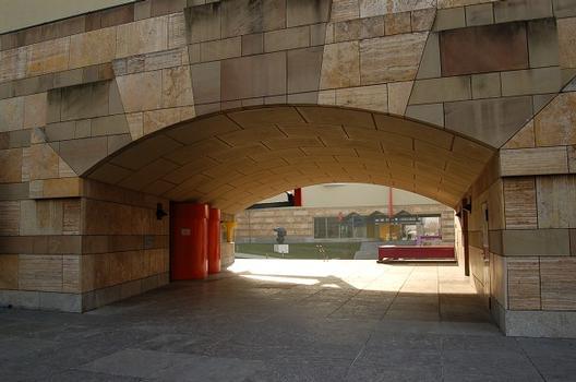 Neuen Staatsgalerie, Stuttgart