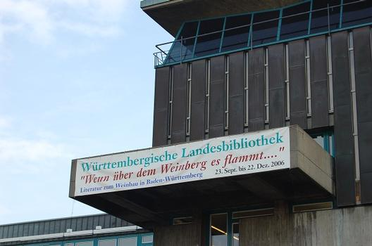 Landesbibliothek, Stuttgart