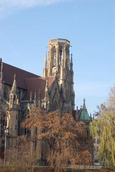 Johanneskirche, Stuttgart