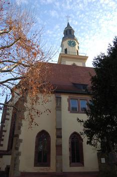 Hospitalkirche, Stuttgart