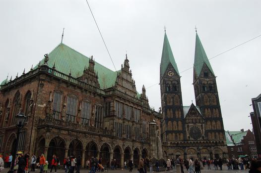 Hôtel de ville de Brême
