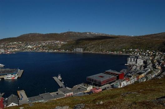 Kultursenter, Hammerfest, Finnmark, Norwegen