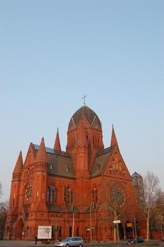 Church of the Holy Cross, Berlin-Kreuzberg