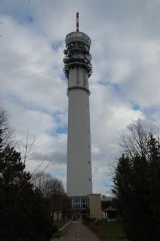 Fernsehturm Schwerin-Zippendorf, Schwerin, Mecklenburg-Vorpommern