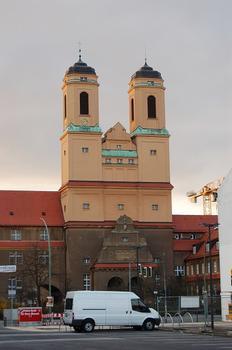 Kirche Zum Vaterhaus, Baumschulenweg, Treptow-Köpenick, Berlin