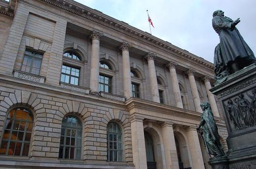 Preußischer Landtag, Mitte, Berlin