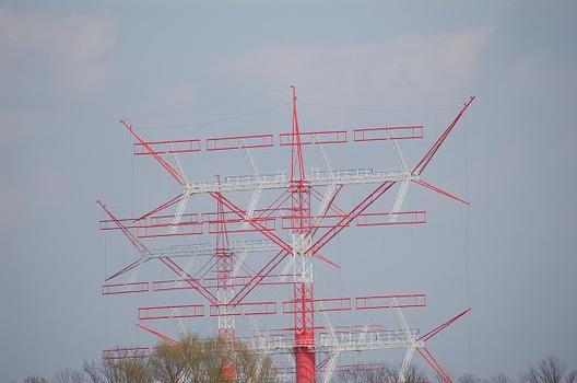 ALISS-Antennen Nauen, Nauen, Havelland (Kreis), Brandenburg