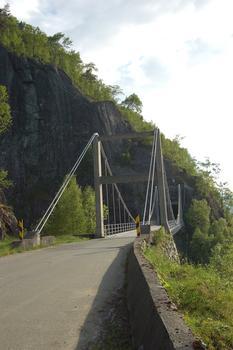 Trolljuv bru near Skanevik