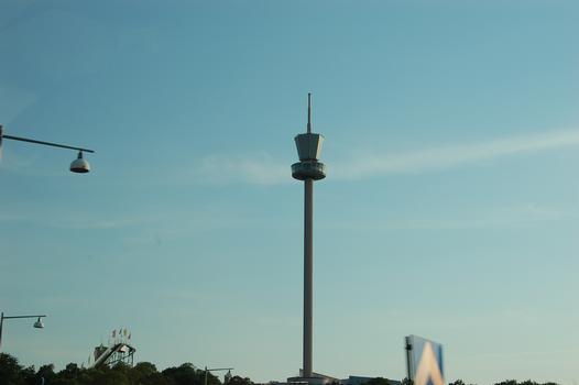 Lisebergturm, Göteborg, Västra Götalands län, Schweden