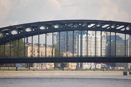 Bolsheokhtinsckiy Most