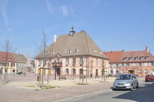 Neuf-Brisach Town Hall