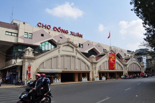 Đồng-Xuân-Markt