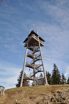 Schauinslandturm, Schauinsland, Baden-Württemberg, Deutschland