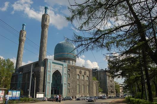Moschee von Sankt Petersburg