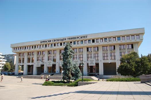 Universität, Burgas, Bulgarien