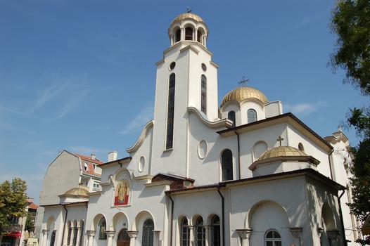 Kathedrale, Schumen, Bulgarien
