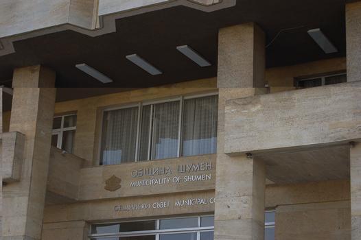 Stadtverwaltung von Schumen, Schumen, Bulgarien