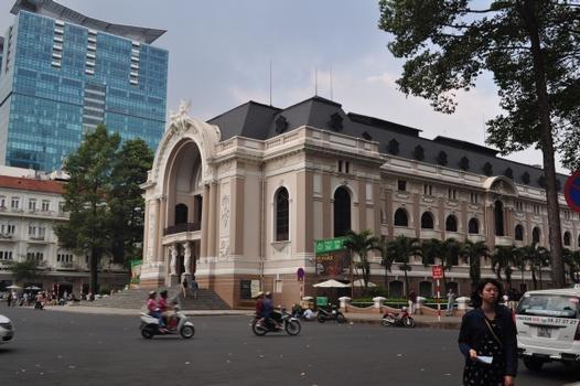 Opernhaus Saigon
