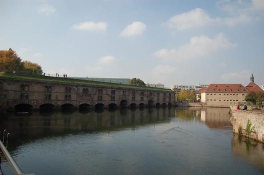 Barrage Vauban, Strasbourg