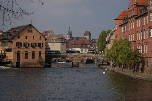 Pont Saint-Martin, Straßburg