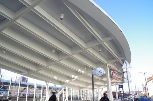 Salzburg Central Station