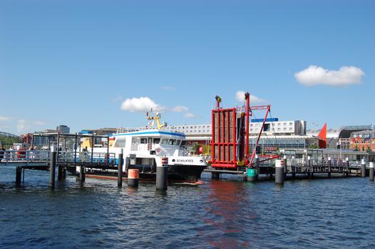 Pont de Kiel-Hörn