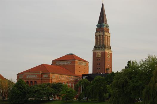 Stadttheater & Rathaus, Kiel