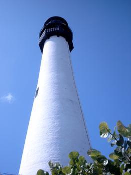 Cape Florida Lighthouse (Key Biscayne, 1856)