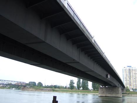 Pont de l'Europe, Strasbourg/Kehl