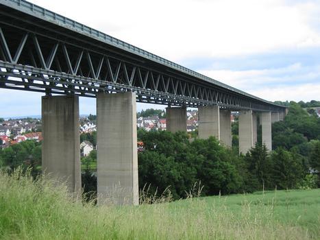 Fuldatalbrücke Bergshausen