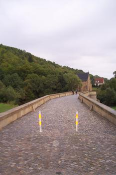Werrabrücke Creuzburg