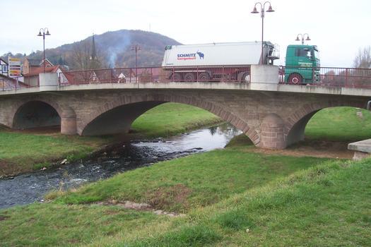 Wipperbrücke Sondershausen (B4)