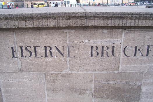 Eiserne Brücke Berlin