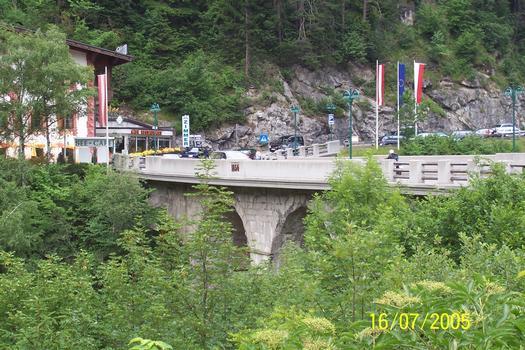 Fernstein Castle Bridge, Nassereith