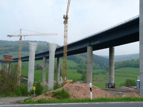 Ersatzneubau Sinntalbrücke