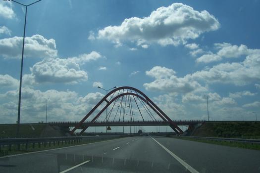 Luk Gdanski Bridge, Poland