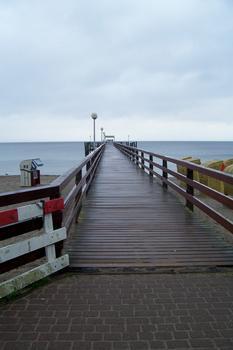 Seeschlösschenbrücke, Timmendorf